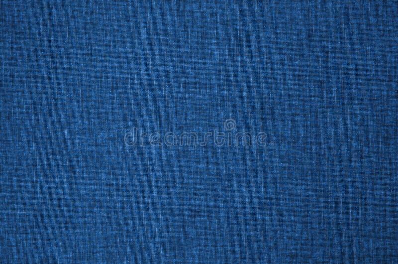 Blå tygtextur arkivfoton
