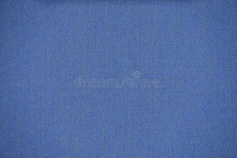 blå tygtextur för bakgrund royaltyfria foton