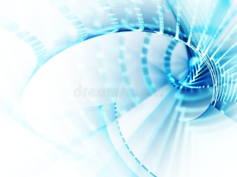 blå white för abstrakt bakgrund vektor illustrationer