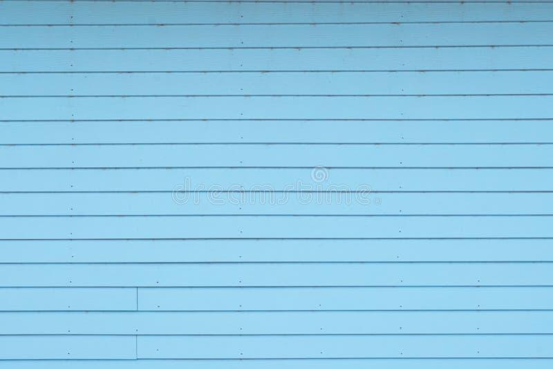 Blå wood bakgrund för tappning royaltyfri fotografi