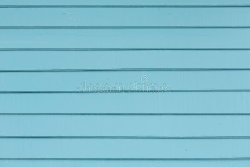 Blå wood plankabakgrund fotografering för bildbyråer