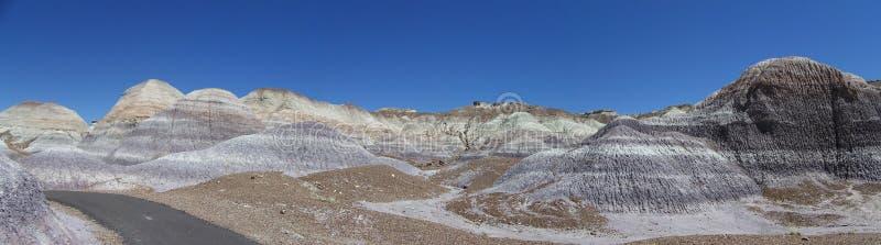 Blåa Mesa Trail 1 royaltyfri bild