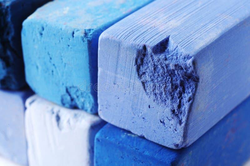 blått fotografering för bildbyråer
