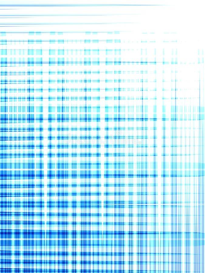 blått criskors royaltyfri illustrationer