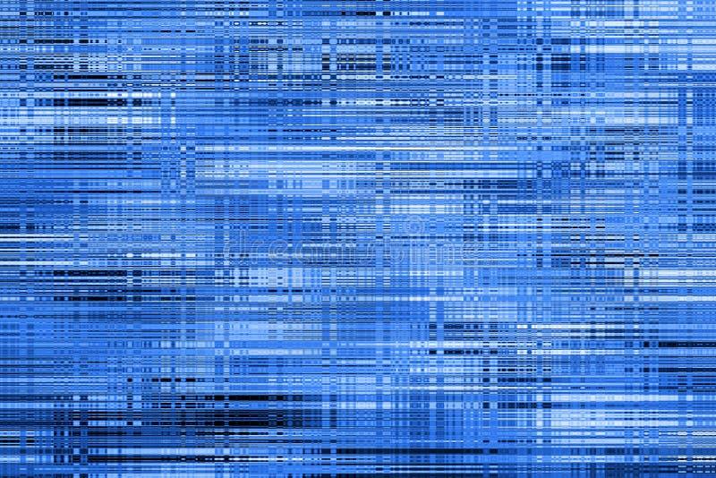 blått glass glöda för bakgrund royaltyfri illustrationer