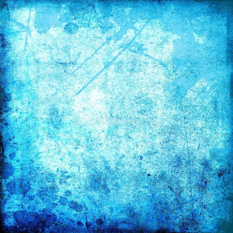 blått grungy fotografering för bildbyråer