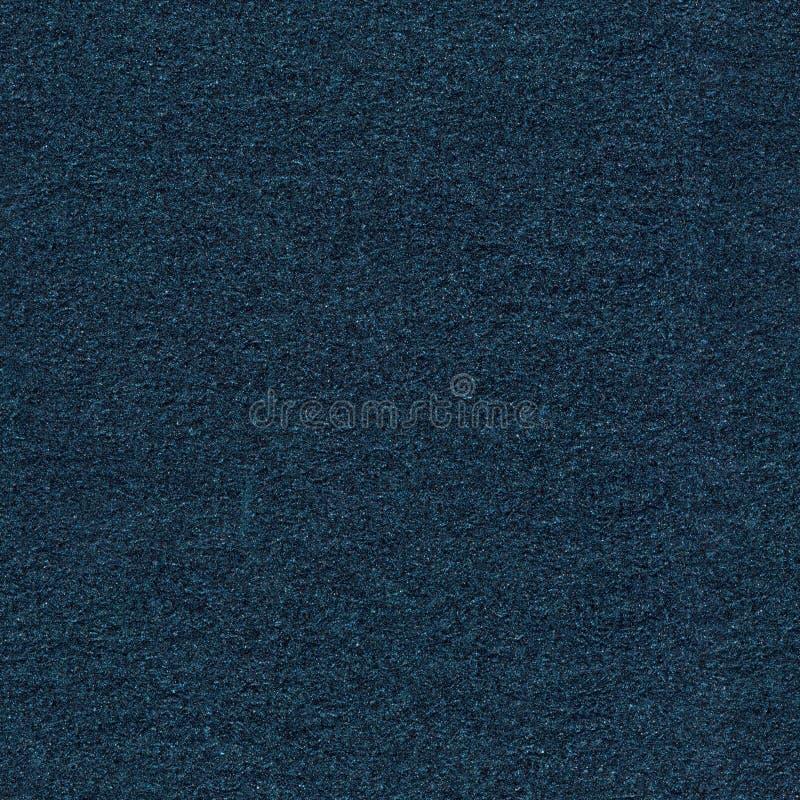 Blått papper, högt detaljerat bakgrundsabstrakt begrepp Sömlös fyrkantig textur, klar tegelplatta arkivfoto