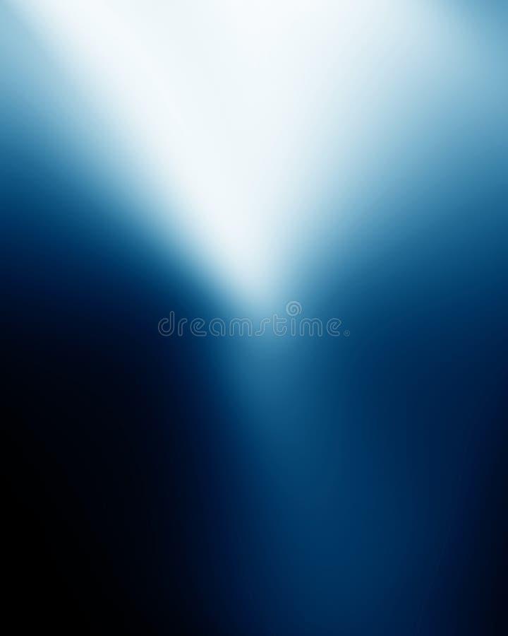 Blåttbakgrund stock illustrationer