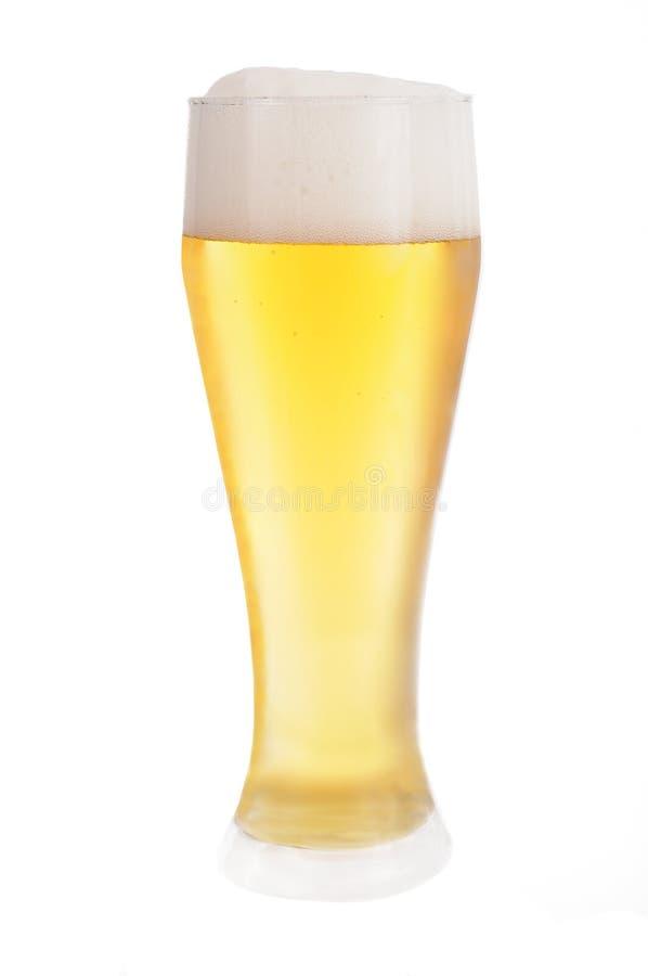 Blé en cristal, bière images libres de droits