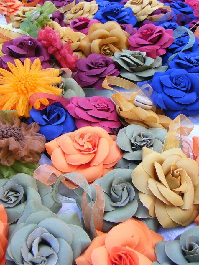 Blüht Faux stockbilder