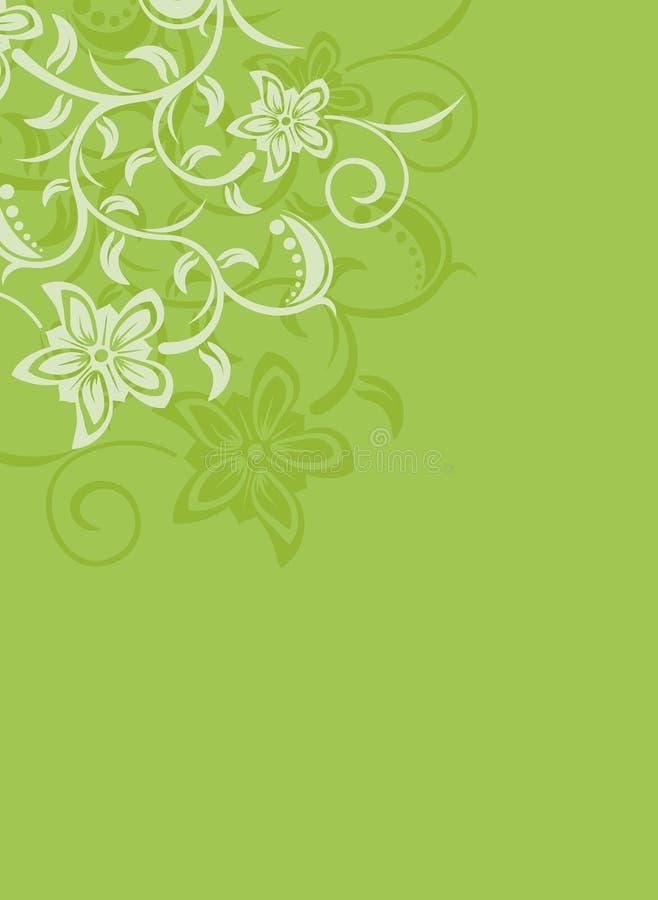 Blüht Hintergrund vektor abbildung