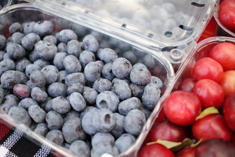 Bl?b?r Blåbärbakgrundstextur Full ram av frukter Vitaminer och att banta begrepp ?ta som ?r sunt vegetarian fotografering för bildbyråer
