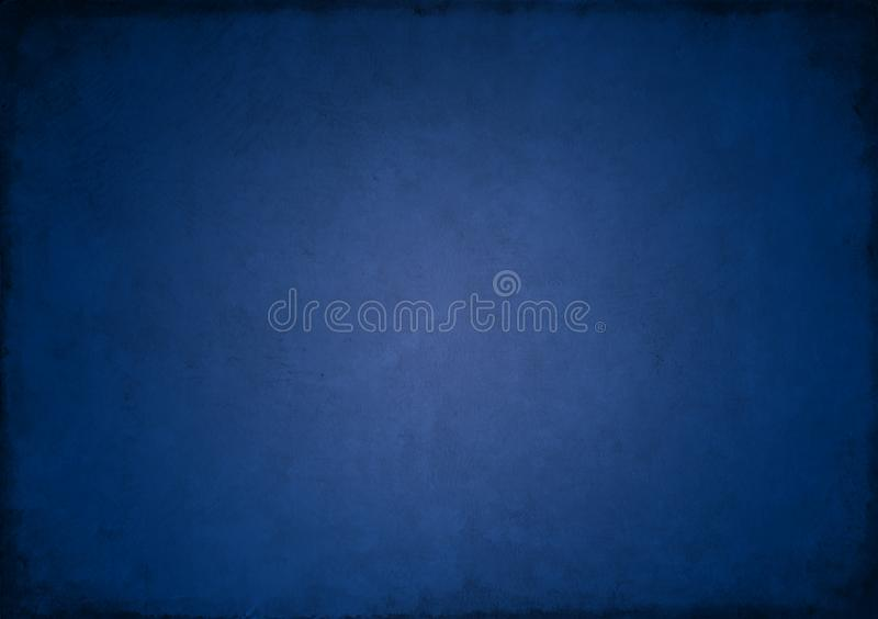 Bl? bakgrund texturerad tapetdesign royaltyfri fotografi