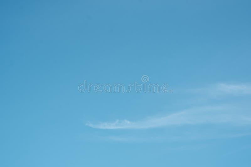 bl? sky f?r bakgrund arkivfoto