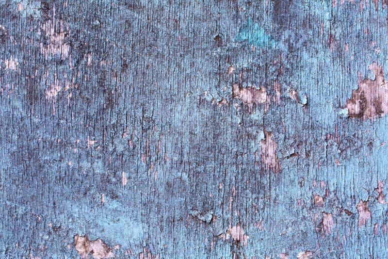 Bl?tt m?lad wood bakgrund arkivfoton