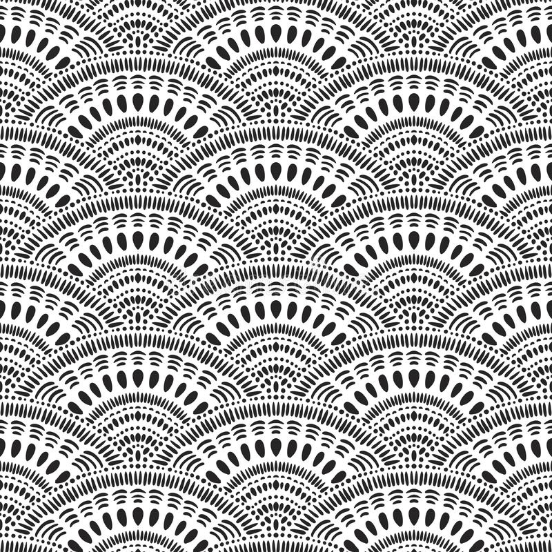 Abstract background, seamless pattern. royalty free illustration
