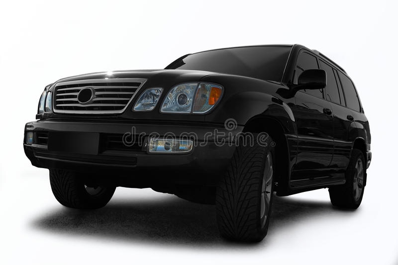 Download Black All Terrain Automobile Stock Photo - Image: 11546322