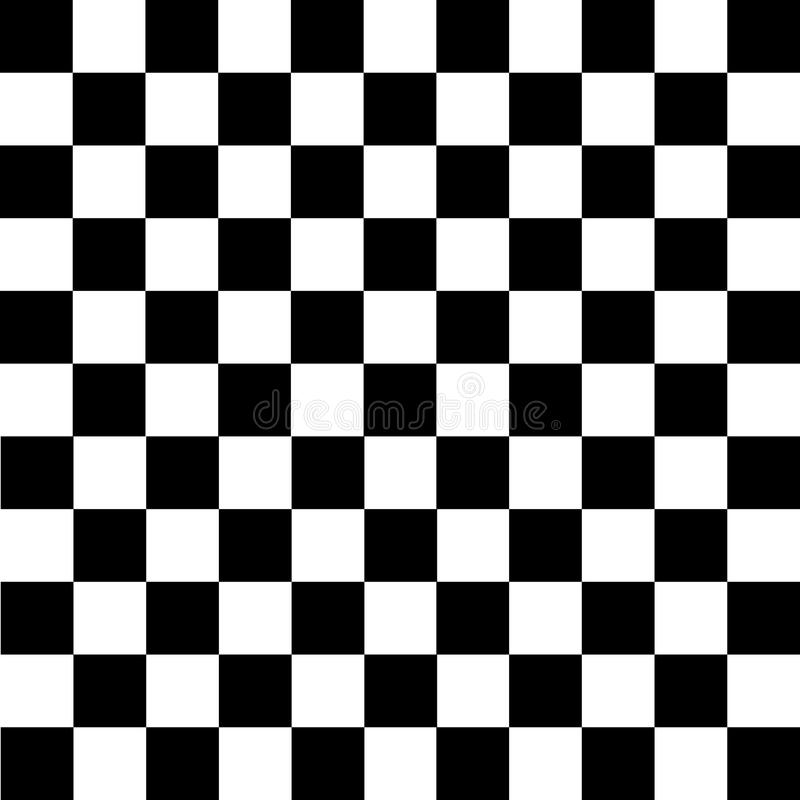 Free Black And White Checkered Background Royalty Free Stock Image - 107348676