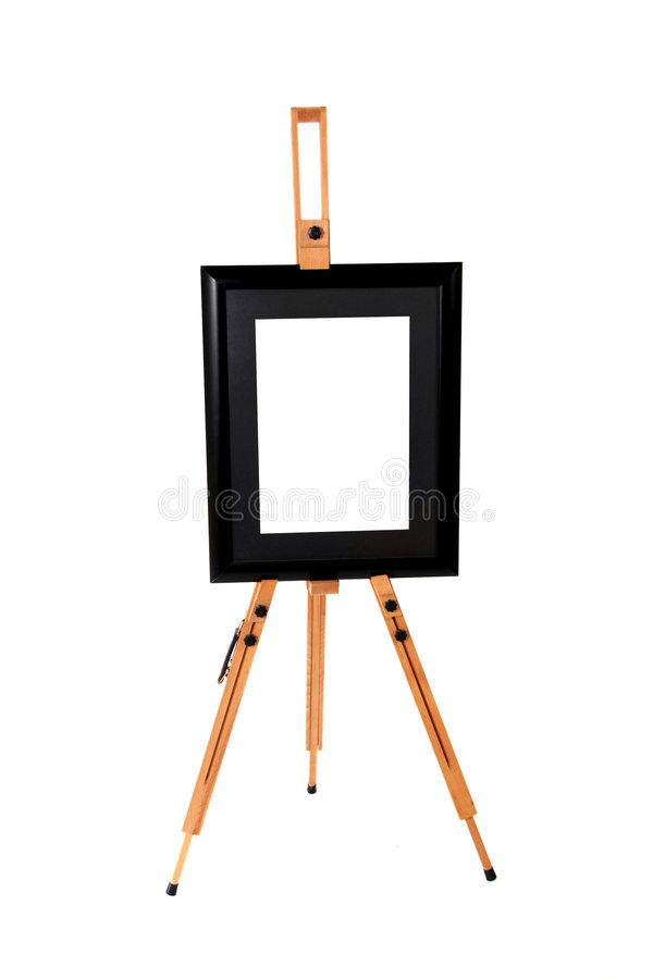 Download Black artwork frame stock image. Image of layer, wood - 2641141
