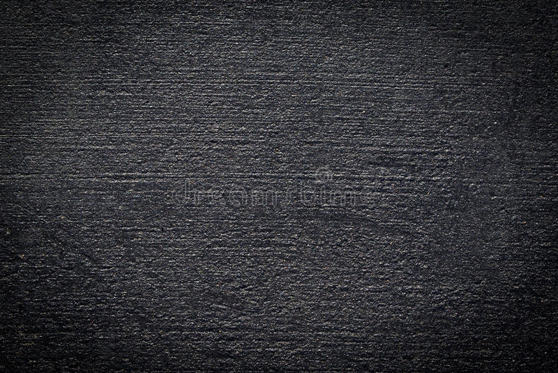 Black Asphalt Texture stock photo