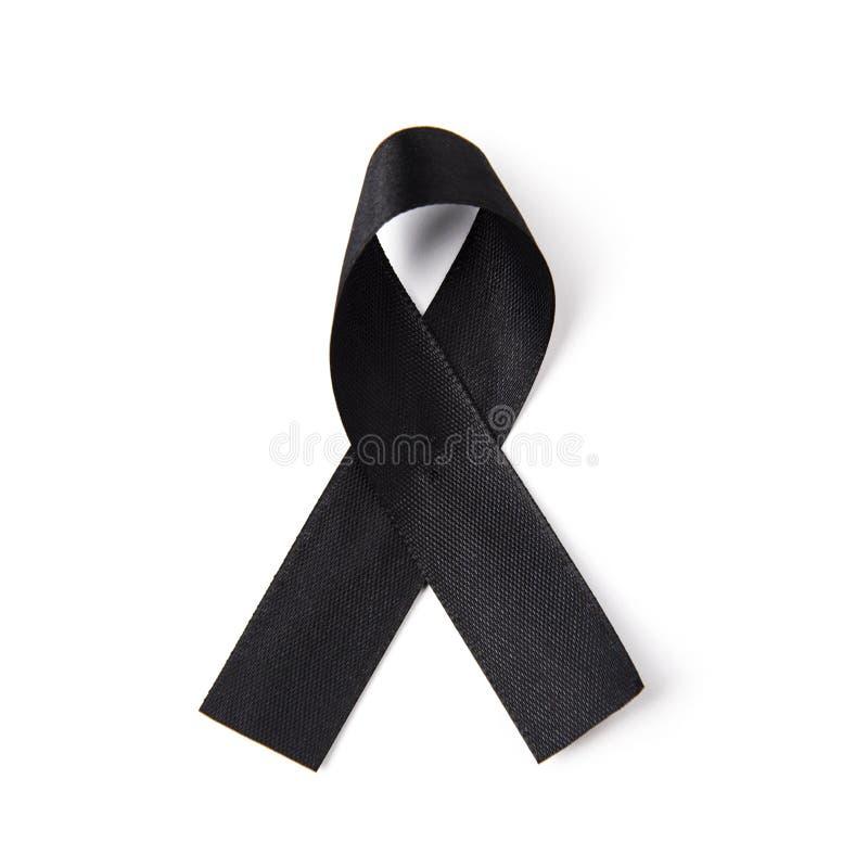 Free Black Awareness Ribbon Stock Photos - 83861093