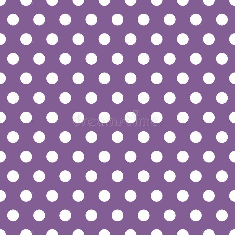 Black Background with blue watercolor Polka Dot pattern. Polka dot fabric. Retro pattern. Casual stylish black light. Blue polka dot textured background stock illustration
