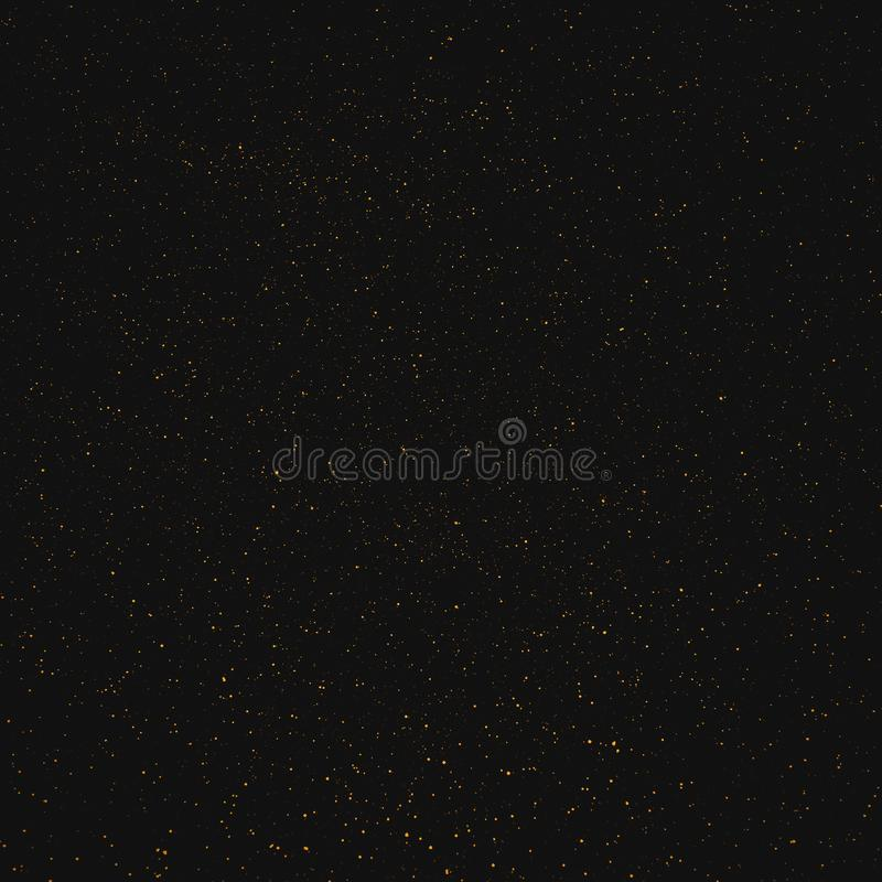 Black background for christmas navy glitter sparkle. Abstract bo stock photo