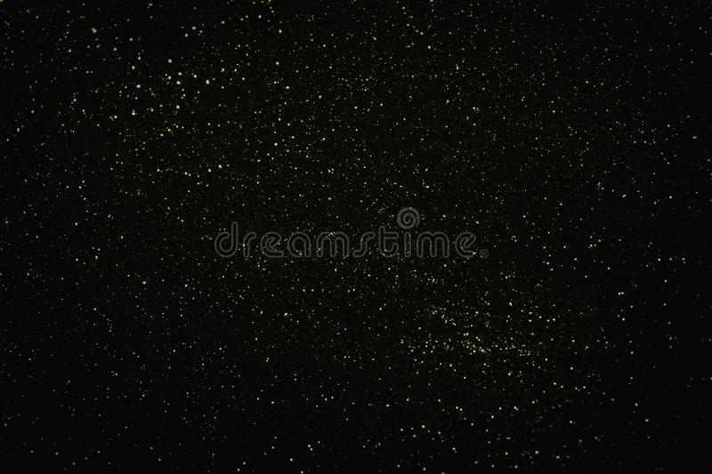 Black background for christmas navy glitter sparkle. Abstract bo stock photos