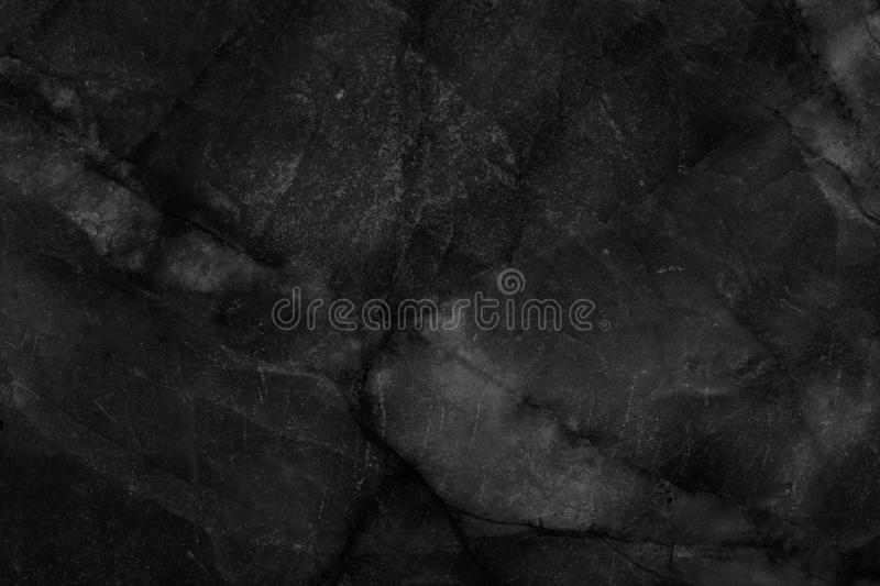 Black background, dark grunge abstract, wall, Marble black background texture, Black cracked texture used design for background.  royalty free stock photos