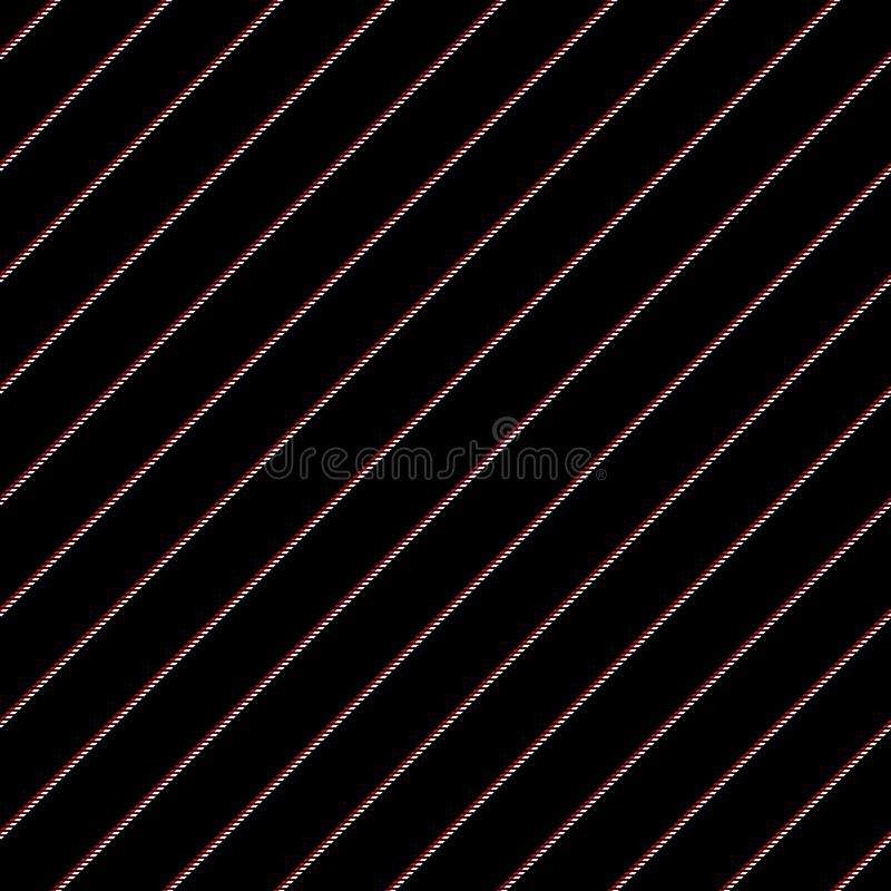 Black background in lines diagonal texture seamless. Vector illustration vector illustration