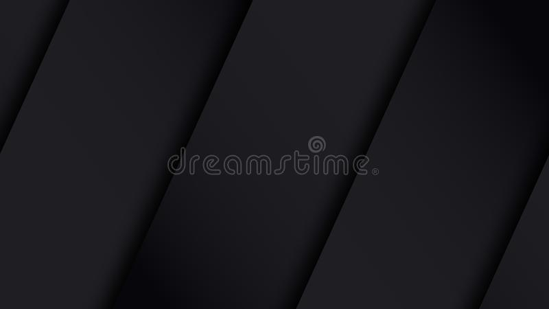 Black background metal striped pattern royalty free stock images