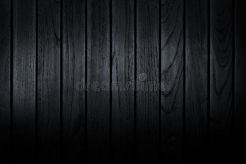 Black Background Wood Texture royalty free stock image