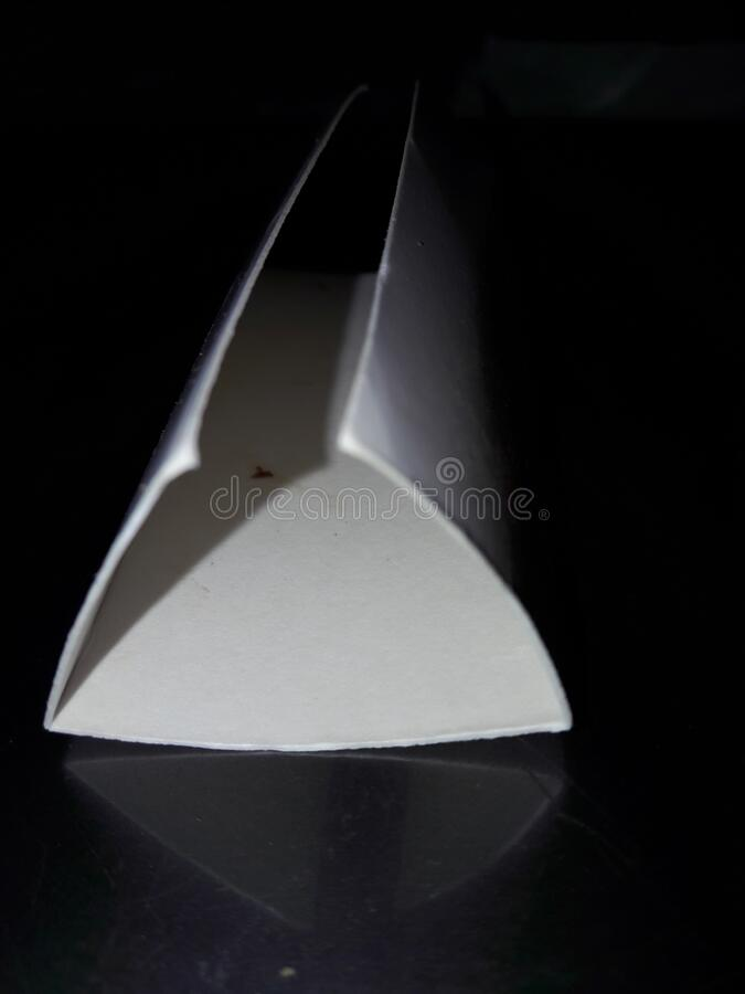 Black Background studio shot single object close up in Banglore India stock images