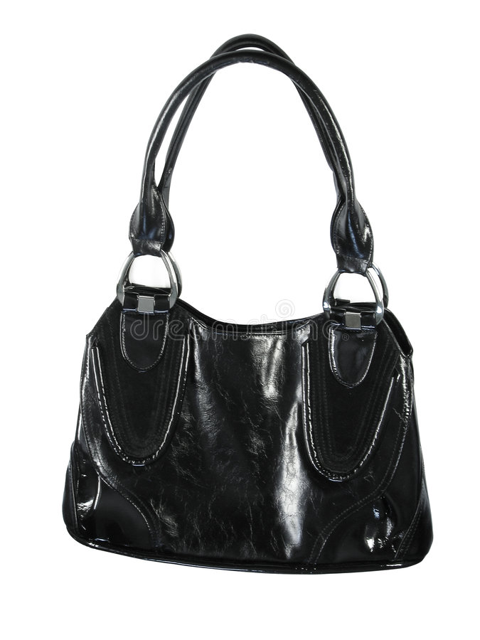 Free Black Bag Royalty Free Stock Image - 8598966