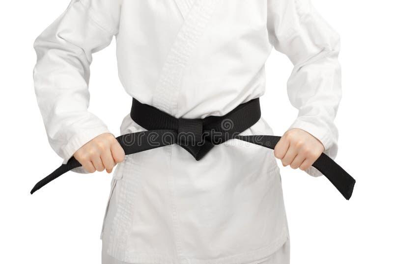 Download Black Belt stock photo. Image of standing, arts, sport - 18684104