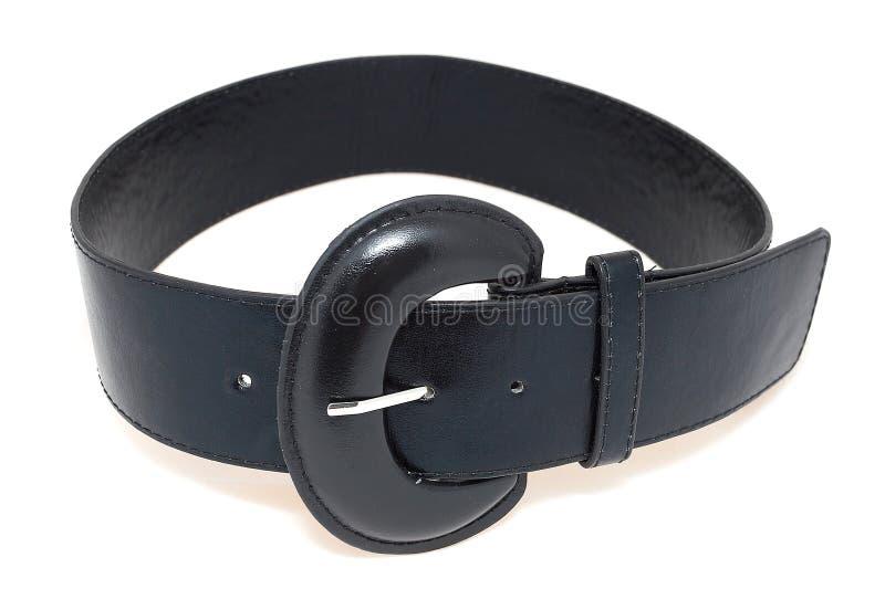 Download Black belt stock image. Image of style, black, moda, metal - 7128773