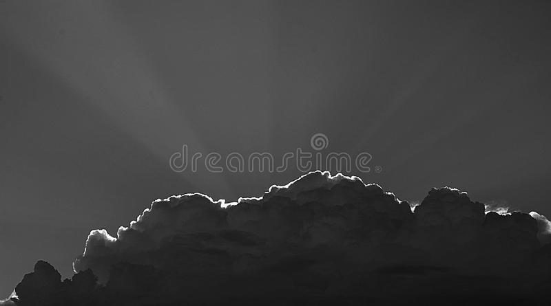 Black, Black And White, Sky, Monochrome Photography royalty free stock photo