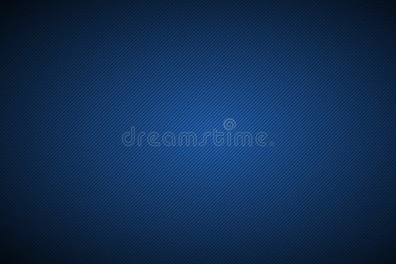Black and blue abstract background with diagonal lines. Vector illustration royalty free illustration