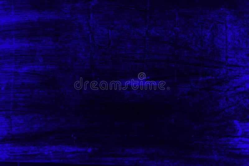 Black and blue  paint brush strokes background stock photos
