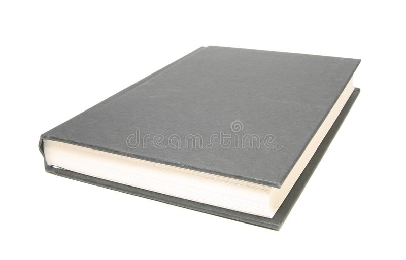 Black book stock photography