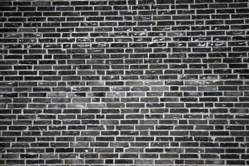 Download Black brick wall stock image. Image of brick, effect, building - 5637449