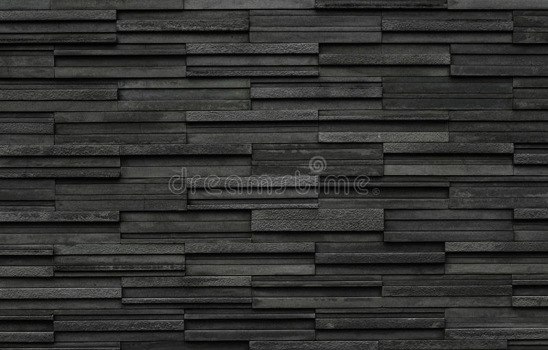 Download Black Bricks Slate Texture Background Stone Wall Stock Photo