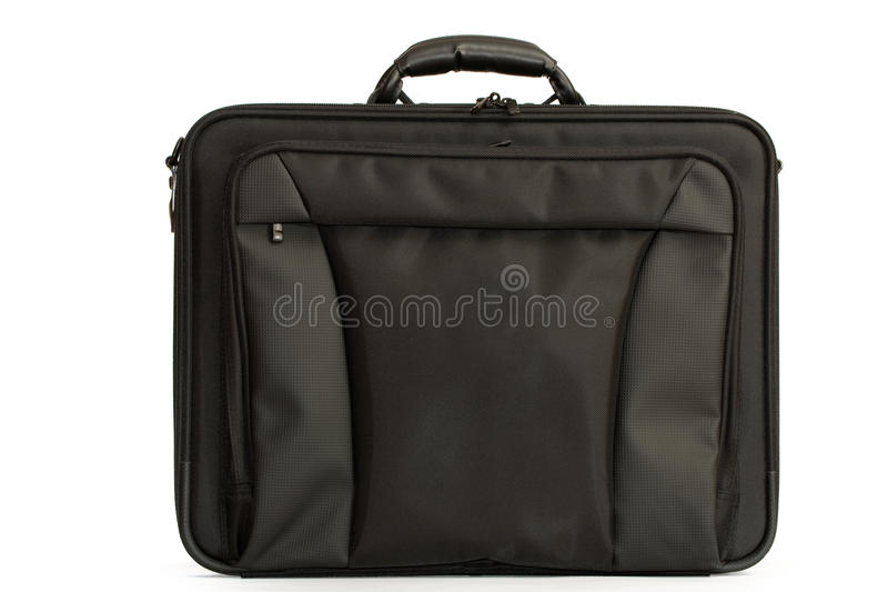 Download Black briefcase stock image. Image of trip, carry, safety - 12842597