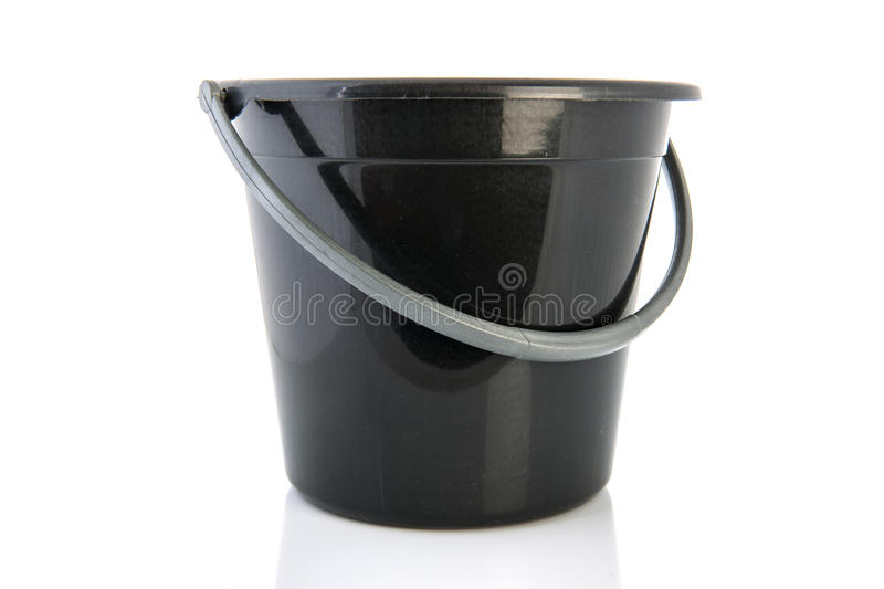 Download Black Bucket Stock Images - Image: 27077454