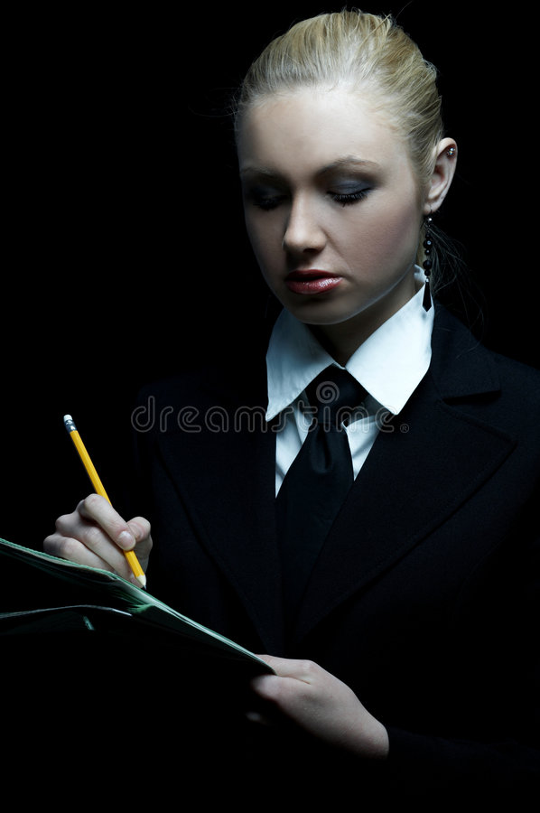 Download Black Business stock photo. Image of gorgeous, management - 1873202