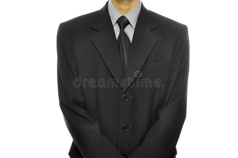 Download Black Business Suit Royalty Free Stock Photos - Image: 26528028