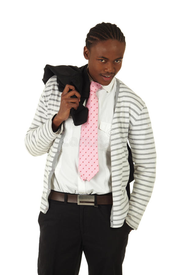 Download Black Businessman stock image. Image of collar, professional - 10554439
