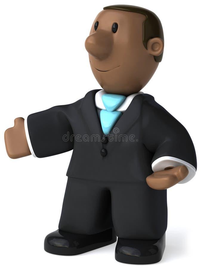 Black Businessman Stock Photos