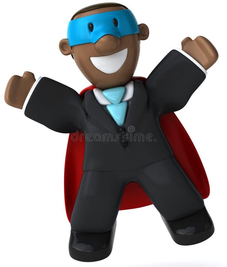 Download Black businessman stock illustration. Illustration of businessman - 14716838
