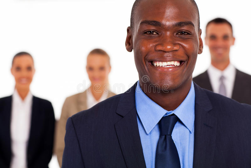 Download Black Businessman Colleagues Stock Image - Image: 29144717